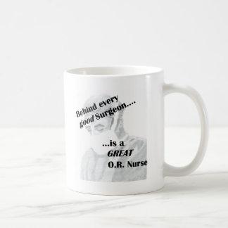 OR Nurse Coffee Mug