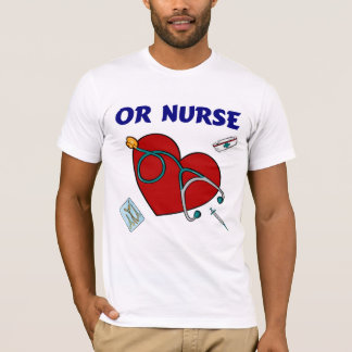 OR Nurse T-shirt