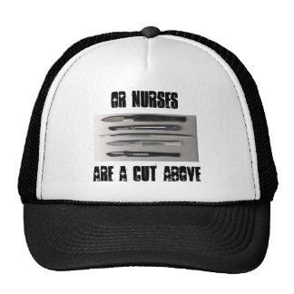 OR Nurses Trucker Hat