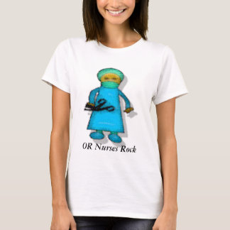 OR Nurses Rock T-Shirt