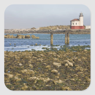 OR, Oregon Coast, Bandon, Coquille River Stickers