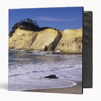 OR, Oregon Coast, Cape Kiwanda SP, Cape 2 Vinyl Binder