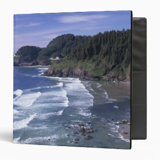OR, Oregon Coast, Heceta Head Lighthouse, on 3 Ring Binders
