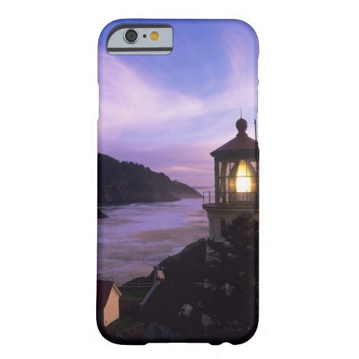 OR, Oregon Coast, Heceta Head Lighthouse, on iPhone 6 Case