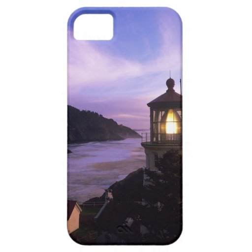 OR, Oregon Coast, Heceta Head Lighthouse, on iPhone 5 Covers