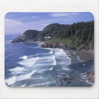 OR, Oregon Coast, Heceta Head Lighthouse, on Mouse Pads