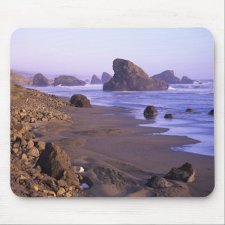 OR, Oregon Coast, Myers Creek, rock formations Mouse Pad