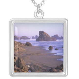 OR, Oregon Coast, Myers Creek, rock formations Necklaces