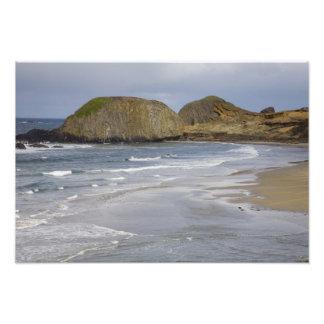 OR, Oregon Coast, Seal Rock State Park, Photo Print
