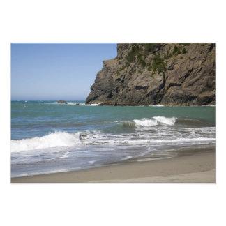 OR, Oregon Coast, Whaleshead Beach, South Photo Print