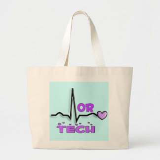 OR TECH Gifts--QRS Design Canvas Bags