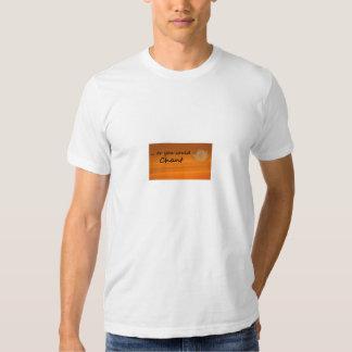 """... Or You Could Chant"" SGI Buddhist T-Shirt"