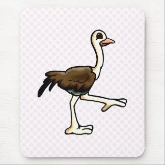 Ora Ostrich Mouse Pad