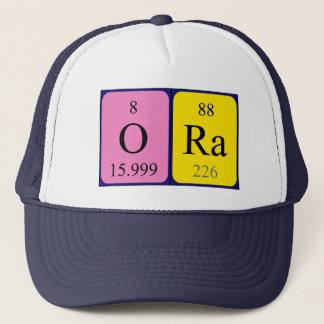 Ora periodic table name hat