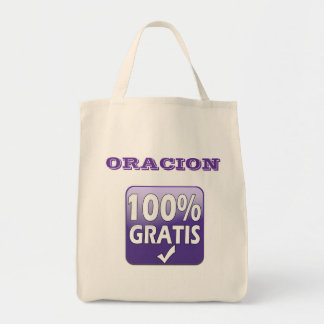 ORACION bag