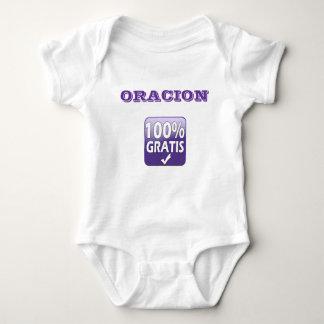 ORACION infant onsie creeper