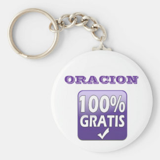 ORACION keychain