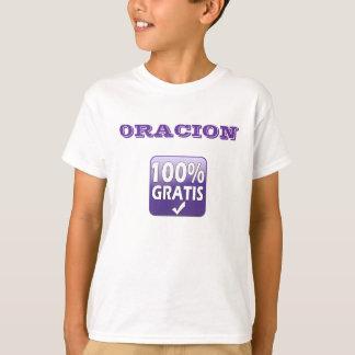 ORACION kids shirt