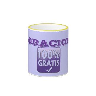 ORACION mug