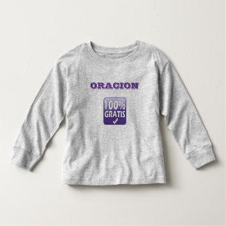 ORACION toddler shirt