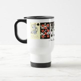 Oracle Cards wrap around design Coffee Mugs