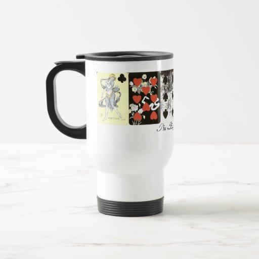 Oracle Cards Wrap Around Design Travel Mug Zazzle