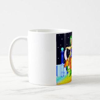 Oracle Schmoracle Classic White Coffee Mug