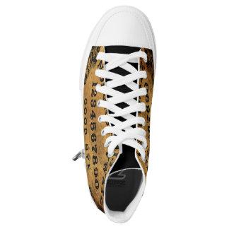 Oracle Sneakers Printed Shoes