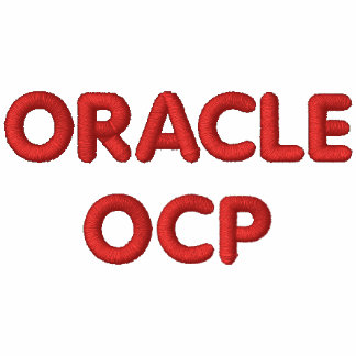 ORACLEOCP EMBROIDERED SHIRT