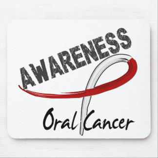 Oral Cancer Awareness 3 Mouse Pad