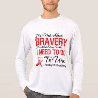 Oral Cancer Battle T Shirts