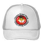 Oral Cancer Chemo Grad Chick Hats