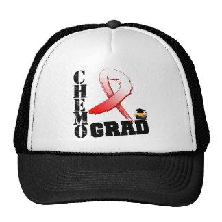 Oral Cancer Chemo Grad Trucker Hat