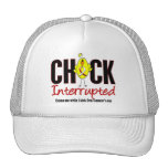 Oral Cancer Chick Interrupted Hats