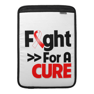 Oral Cancer Fight For a Cure Sleeve For MacBook Air