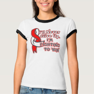 Oral Cancer Fighting To Win T-Shirt