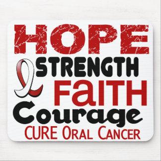 Oral Cancer HOPE 3 Mouse Mats
