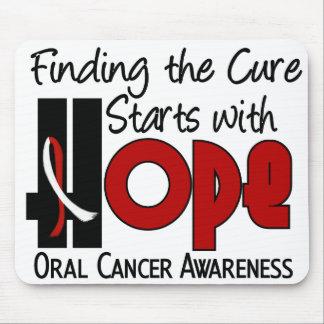 Oral Cancer HOPE 4 Mouse Mat