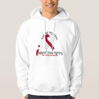 ORAL CANCER I Support Those Fighting Hoodie