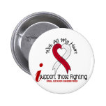 ORAL CANCER I Support Those Fighting Pins