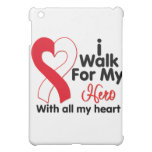 Oral Cancer I Walk For My Hero iPad Mini Cover