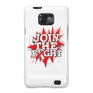 Oral Cancer Join The Fight Samsung Galaxy SII Cases