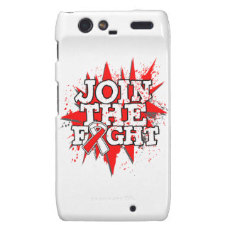 Oral Cancer Join The Fight Motorola Droid RAZR Cover