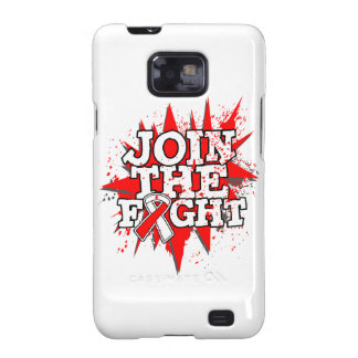 Oral Cancer Join The Fight Samsung Galaxy SII Cover