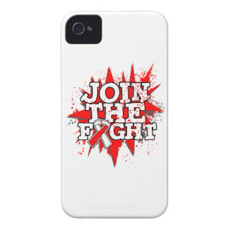 Oral Cancer Join The Fight Case-Mate iPhone 4 Cases