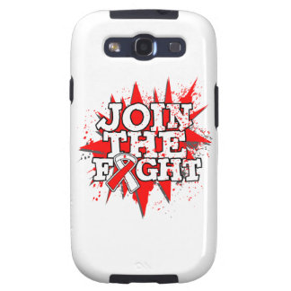Oral Cancer Join The Fight Samsung Galaxy S3 Covers