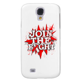 Oral Cancer Join The Fight Galaxy S4 Cover
