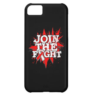 Oral Cancer Join The Fight iPhone 5C Cover
