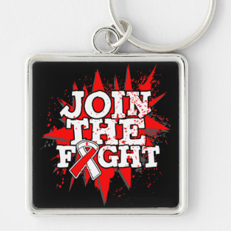 Oral Cancer Join The Fight Key Chain