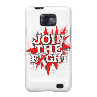 Oral Cancer Join The Fight Samsung Galaxy S2 Cover